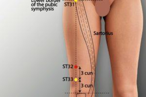 ST 32-Futu acupoint